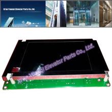 Piezas de recambio del elevador Panel de la placa de circuito impreso DAA26800BB Tablero de la exhibición del LCD Tablero de control del elevador