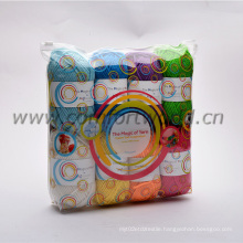 Knitting Yarn with Nice Packing