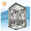 Лифт из нержавеющей стали для 13 пассажиров