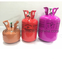Small Disposable Type Balloon Helium Canisters