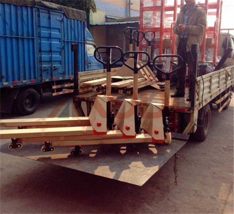 Electric Tail Lift Board