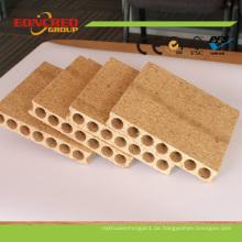 Röhrenförmige Spanplatte / Hohlkern-Spanplatte / Spanplatte