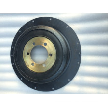 Venta caliente china proveedor TEREX camión elástico volante acoplamiento / acoplador