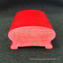Corrimão Porch PVC Hs-7343 Superfície Lisa Muitos Colrs Disponível Indoor E Exterior Uso