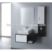 Gabinete de banheiro de madeira FM-S8029