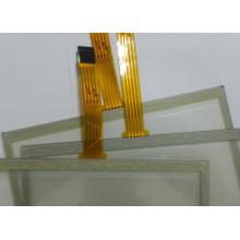 Vitre ITO transparente personnalisée Écran tactile résistant à 5 fils