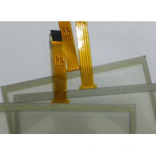 custom transparent ITO glass 5 wire resistive touch screen