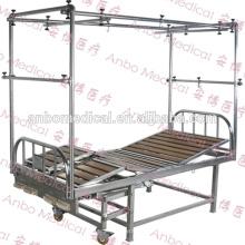 Alta calidad CE ISO aprobado Favoritos Comparar Cama de tracción ortopédica Mobile hospital
