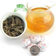 Herbal Slimming Tea Orginal Taste Mini Tuo Cha Puer Tea slim fit diet tea
