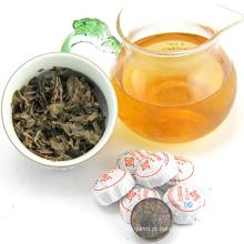 Herbal Slimming chá gosto orgânico Mini Tuo Cha Puer chá chá dieta magro ajuste