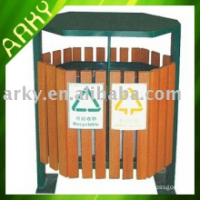 Good quality Outdoor Wooden Recycle Bins