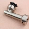 En gros de haute qualité ajuster le matériel de raccord de connetor de verre avec le délai d'exécution court