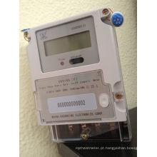 Medidor de Energia Elétrico Multi-Tarifa Monofásico