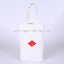 Reusable Natural Grocery Cotton Canvas Tote Bag Shopping For Advertising, Gift And Supermarket