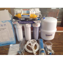 6 Stage RO System para purificador de água residencial