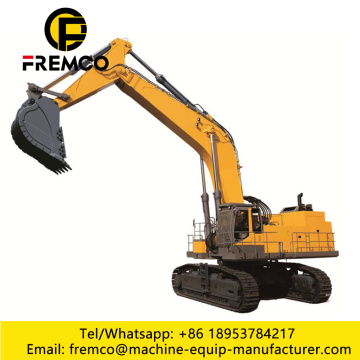 Small  4.2 Ton Crawler Excavator For Garden