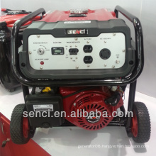 Gasoline Engine Powered Petrol Generator Portable