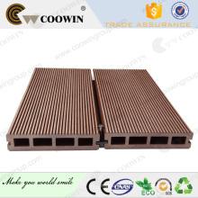 Qingdao construção WPC materiais ao ar livre engenharia decking