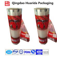 Kundenspezifische bedruckte PVC / LDPE / BOPP / Pet Shrink Film