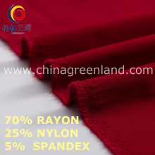 Nylon Rayon Spandex Fabric to Garments Industry (GLLML462)