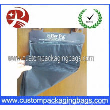 Disposal Hdpe Dog Poop Bags Biodegradable Tear Proof With Grey Color