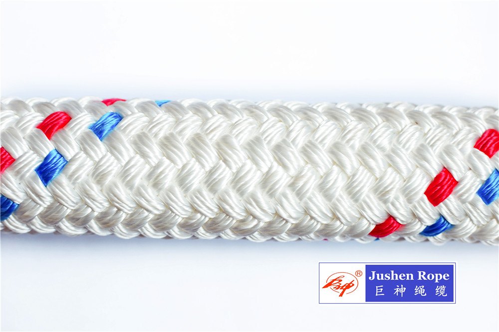 Pp Filament Double Braided Rope