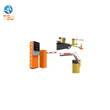 Auto Car Parking System Toll Station Gate RFID Ticket Number Systems