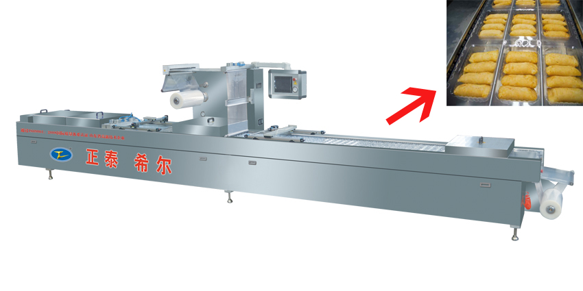 Film Color Changable Stretching Film Packing Machine