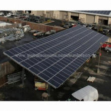 Modern Carport, Made of High-quality Aluminum Alloy, Fast and Easy Installation