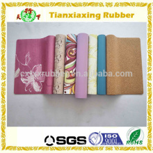 Eco Friendly Yoga Mat, Natural Tree Rubber Yoga Mat Manufacturer