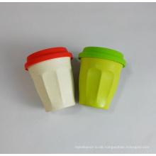 (BC-C1032) Neuer Entwurf Bambusfaser Kaffeetasse