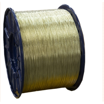 Coated Steel Wire 3*4*0.22he