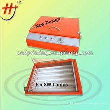 photo polymer plate mini printing exposure machine with good quality