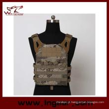 Colete militar de polícia ajustável Airsoft colete tático Vt390