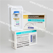 Botulitoxina para anti-envelhecimento e anti-rugas injeção