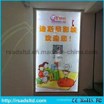 Großhandels-LED-Poster Leuchtkasten-Rahmen
