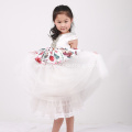 new Jingling Bell baby girl high low dress