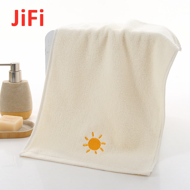 Kids Baby Hot Selling Pretty Design Soft Cotton Face Towel 5