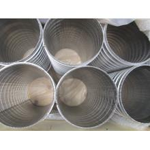 Spiral Screns (base de varilla envuelta en alambre)