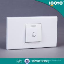 American Standard Igoto A1091 Weiß Farbe 118 * 75mm Bell Push Switch