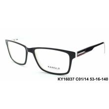 Qualität optische Brillenfassungen des optischen Rahmens der Azetatmarke