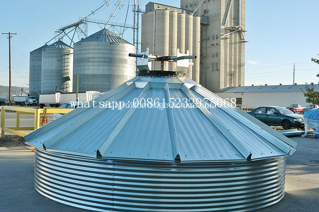 Grain Storage Roof Systems máquina