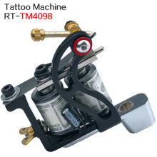 Original Factory for Custom Tattoo Machine,Coil Tattoo Machine,Laser Tattoo Removal Machine China Manufacturers New Style Middling 8 coils tattoo machine export to Israel Manufacturers