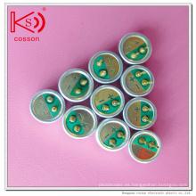 Sensor ultrasónico Piezo Ceramic 6050 Micrófono Omnidireccional Mic