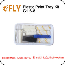 10 pcs Paint Tray Set