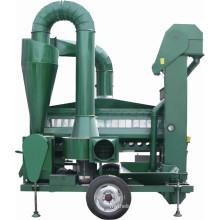 limpiador separador de gravedad de semilla de grano