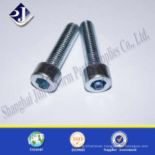 hexagon socket bolt galvanizing full thread