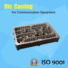 Dispositif de communication personnalisé en aluminium à moulage sous pression