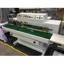 Kontinuierliche Vakuum- & Gasband-Sealer mit Multifunktionsleiste
