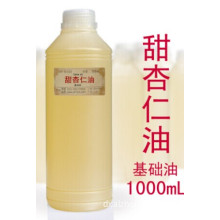 Small Package 1L- Sweet Almond Oil Massage Oil Base Oil to Prevent Stretch Marks Obesity Pattern Moist Mild